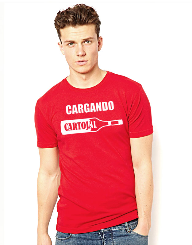 camiseta cartojal